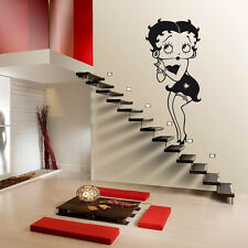 Vinilo decorativo Betty Pegatinas pared