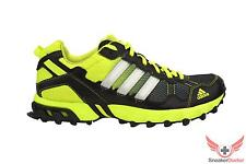 cc02dd0ca0f New 2015 Adidas Mens Thrasher 1.1 Running Shoes Black Volt All Sizes