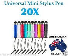 20X Universal Capacitive Touch Screen Mini Stylus Pen For iPhone iPad Note Tab