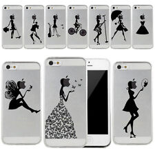 New Fashion Cute PC hard back Case Cover Skin For iPhone 4 4S 5 5S 6 6 plus