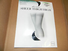 JCPENNEY SHEER CARRES THIGH HIGH STOCKINGS 4 VARIATIONS TO CHOOSE FROM NIP