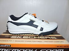 Mens Skechers Floater-Down Time memory foam