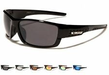 X-LOOP WRAP SPORTS BIKER CYCLING GOLF QUALITY SHADES SUNGLASSES XL505 NEW
