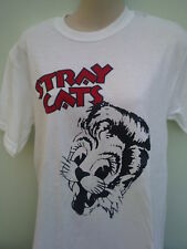 STRAY CATS TSHIRT meteors cramps rockabilly rock n roll ALL SIZES XS TO XXL