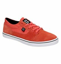 DC SHOES WOMENS BRISTOL BRIGHT RED CASUAL SNEAKERS SKATER