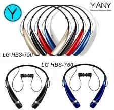 ORIGINAL LG HBS750 LG TONE PRO HBS-750 BLUETOOTH WIRELESS STEREO HEADSET