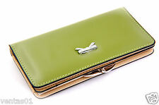 New Ladies Wallet Magnet Snap Closure Exterior pocket & Credit Card Hold