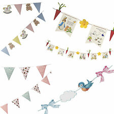 Baby Shower, 1st Birthday Party Decorations, Bunting & Banners! Peter Rabbit,