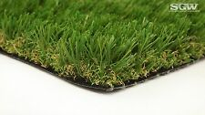 Wholesale Fescue Light Synthetic Grass Landscaping/Pet Turf