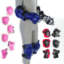 KID CHILDREN WRIST ELBOW KNEE PAD PROTECTOR SKATING SPORTS AVAILABLE IN 5COLORS