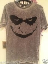 DC COMICS THE DARK KNIGHT LIMITED EDITION THE JOKER SMILE XS SMALL PRIMARK