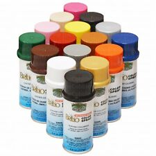 Meltonian Nu-Life Color Spray Leather Plastic Vinyl Paint/Dye 4.5 oz- 53 Colors!