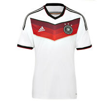 ADIDAS GERMANY AUTHENTIC HOME JERSEY FIFA WORLD CUP BRAZIL 2014 PLAYERS VERSION.