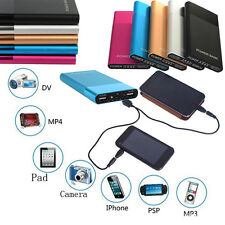 12000mAh External Power Bank Backup USB Battery Charger For iPhone Samsung HTC