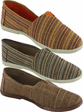 Corkys Women's Flats Beach Metallic Stripes, Various Sizes and Colors