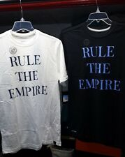 Nike Dri-fit Roger Federer RF US OPEN 2013 Rule the Empire Tee T-Shirt NYC