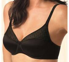 BRAND NEW - Playtex Tonique Contour Bra - Black - 4255 - VARIOUS SIZES