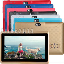 """7"""" 8GB Mid Tablet PC Google Android 4.2 Dual Core Camera  A23 Q88 Led Pad Kids"""