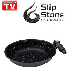 Slip Stone™ Cookware Non-Stick Fry Pan - 10 & 12 Inch Options - As Seen on TV