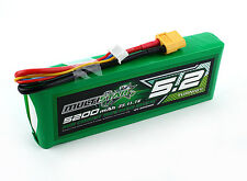 Multistar High Capacity 3S 5200mAh Multi-Rotor LiPo FREE EC3 Dean XT60 ADAPTER
