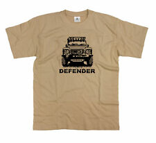 Land Rover modificados Defender 90 110 Tdi 4x4 Off Road vehículo T Shirt