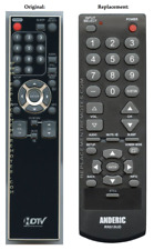 Sylvania/Emerson NF015UD TV Replacement Remote Control (NEW) w/ Warranty