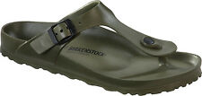 Birkenstock Gizeh EVA Rubber Sandals Lightweight New Colors and Sizes Vegan