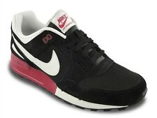 Nike Mens Air Pegasus 89 Retro New Trainers Shoes Suede Black Running 344082-018