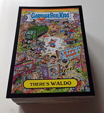2014 Garbage Pail Kids Series 2 Black Cards - Pick Your Own! - 97ab - 121ab Mint