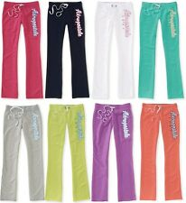 AERO Aeropostale Fit and Flare Sweat Pants Gym Lounge Track Knit XS,S,M,L,XL,2XL