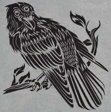 BRAND NEW! Three Eyed Raven - Game of Thrones - Ladies Medium M Cotton Graphic T