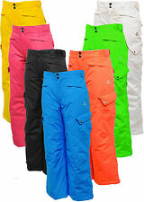 Dare2b Stomp It Out Kids Salopettes Over trousers Childrens Ski Pants DKW036