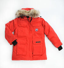 AUTHENTIC CANADA GOOSE EXPEDITION PARKA 4565L Red Ladies Coat S/M/L TEI-5