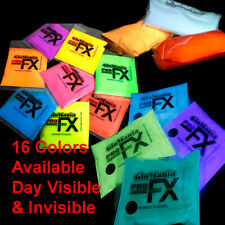 CHARTREUSE GLOW IN THE DARK PIGMENT (FREE SHIPPING USA ONLY) powder coating