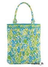 NWT VERA BRADLEY SLIM TOTE PURSE HANDBAGS COLOR IN ENGLISH MEADOW 11664-103