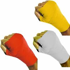 Inner Hand Wraps Gloves MMA UFC Muay Thai Kick Boxing Bandages Cotton Sparring