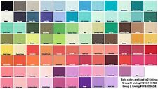 SOLID COLOR Flannel Fabric by the Yard - Choose from Many Colors Group 2