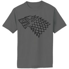STARK SIGIL SHIRT Game Of Thrones Shirt GOT house stark dire wolf banner