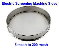 Stainless Steel Fine Mesh Strainer Colander Sifter Sieve Free Shipping