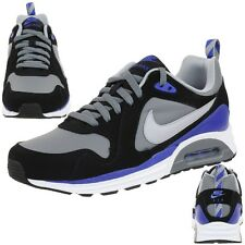 NIKE Air Max Trax Leather Men's Classic Trainers Leather Shoes grey