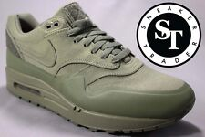 NIKE AIR MAX 1 V SP 704901-300 PATCH STEEL GREEN DS SIZE: 9