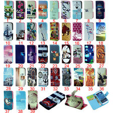 Cute Lovely Pouch Wallet  Soft TPU Holder PU Leather Cover Case For LG Phones