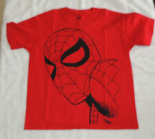 NEW Kids, Boy Marvel Spider-man Shirt, Sizes M, L, XL Spiderman, T-Shirt