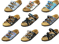 Betula Woogie and Varadero all SPECIAL COLORS located on Birkenstock Campus