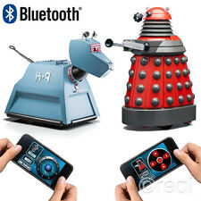 New Doctor Who Smartphone Operated Dalek Or K-9 Remote Control iPhone Android
