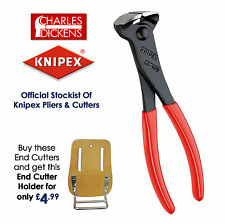 KNIPEX END CUTTER PLIERS 68 01 200