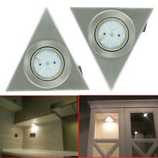 Under Cabinet Lighting 180° 3W LED Cabinet Light Triangle ceiling Kitchen lights