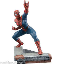 Spider-Man Metal Statue 167/2500 Corgi Die-Cast Marvel Heroes NEW