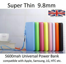 5600 MAH USB Power Bank Portable External Pack Battery Charger For Phones iphone