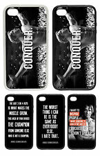 Arnold Schwarzenegger - Printed Rubber and Plastic Phone Cover Case Gym
